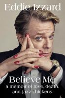 Cover art for Believe Me