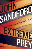 Cover art for Extreme Prey