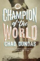 Cover art for Champion of the World