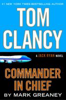 Cover art for Tom Clancy Commander in Chief