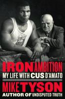 Cover art for Iron Ambition