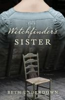 Cover art for The Witchfinder's Sister