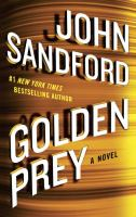 Cover art for Golden Prey