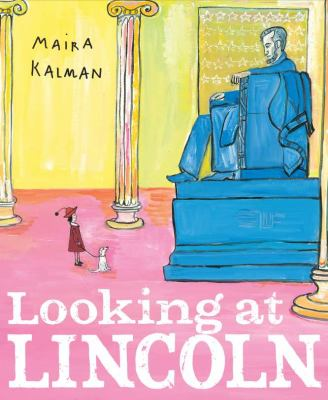 cover photo: Looking at Lincoln 