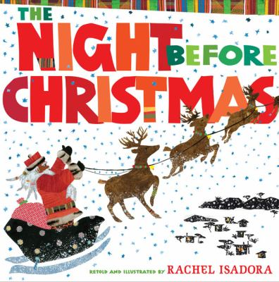cover of Night Before Christmas