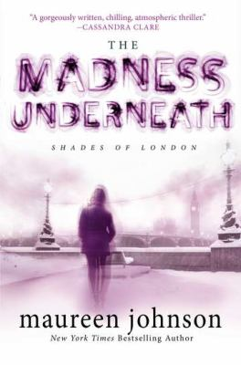 Cover image for The madness underneath