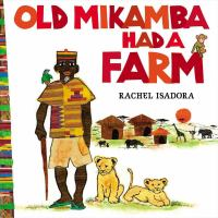 Cover art for Old Mikamba Had a Farm