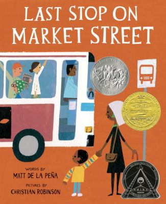 Cover image for Last stop on Market Street