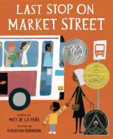 Cover art for Last Stop on Market Street