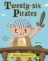 Cover art for Twenty-six Pirates