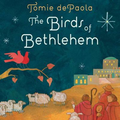Cover image for The birds of Bethlehem 