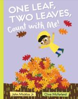 One+leaf+two+leaves+count+with+me by Micklos, John © 2017 (Added: 10/2/17)