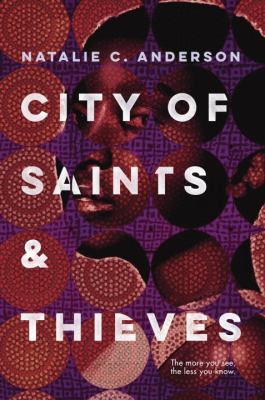 cover of City of Saints and Thieves