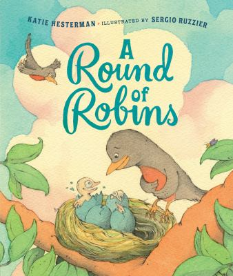 Cover image for A round of robins