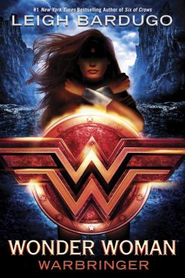 Book cover for Wonder Woman