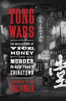 Cover art for Tong Wars