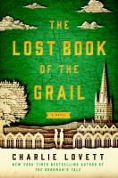 Cover art for The Lost Book of the Grail