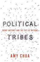 Cover art for Political Tribes