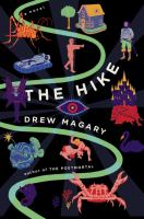Book cover of The Hike