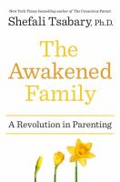 Cover art for The Awakened Family