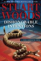 Cover art for Dishonorable Intentions