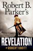 Cover art for Robert B Parker's Revelation