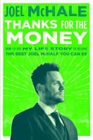 Cover art for Thanks for the Money