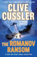 Cover art for The Romanov Ransom