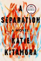 Cover art for A Separation