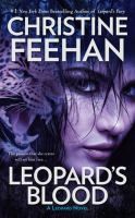 Cover art for Leopard's Blood