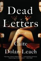 Cover art for Dead Letters