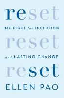 Cover Art for Rest: My fight for inclusion and lasting change