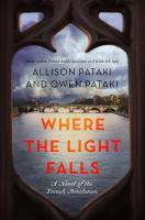 Cover art for Where the Light Falls