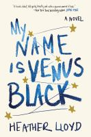 Cover art for My Name is Venus Black