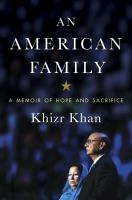 Cover art for An American Family