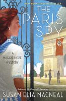 Cover art for The Paris Spy