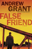 Cover art for False Friend