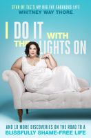 Cover art for I Do It with the Lights On