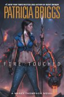 Cover art for Fire Touched