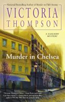 Murder In Chelsea : A Gaslight Mystery by Thompson, Victoria (Victoria E.) &copy; 2013 (Added: 5/7/13)