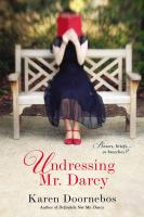 Cover art for Undressing Mr. Darcy