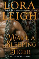 Cover art for Wake a Sleeping Tiger