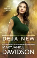 Cover art for Deja New