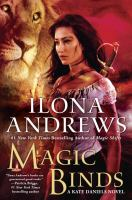 Magic Binds by Andrews, Ilona © 2016 (Added: 9/26/16)
