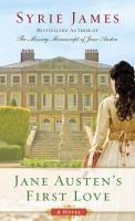 Cover art for Jane Austen's First Love