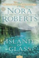 Cover art for Island of Glass