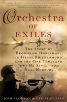 Cover art for Orchestra of Exiles