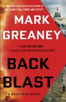 Cover art for Back Blast