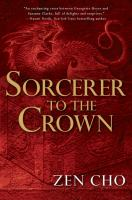 Cover art for Sorcerer to the Crown