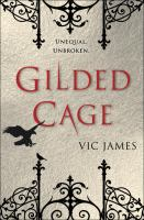 Cover art for Gilded Cage